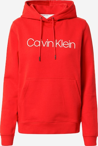 Calvin Klein Sweatshirt in Red