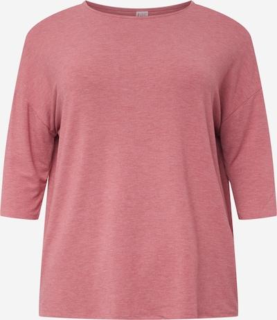 ONLY Carmakoma Shirt 'LAMOUR' in pastellrot, Produktansicht