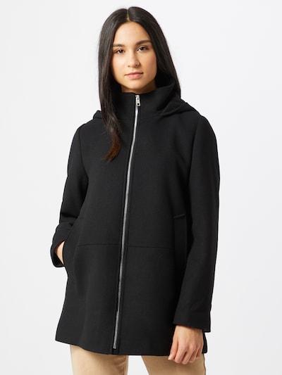 ESPRIT Mantel in schwarz, Modelansicht