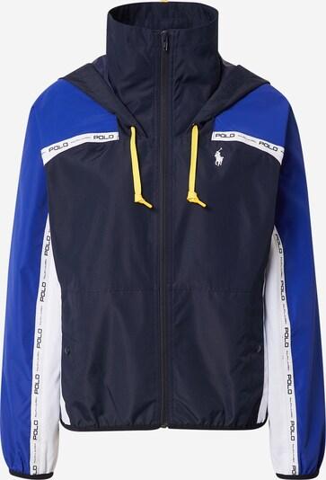 Polo Ralph Lauren Between-Season Jacket in Blue / Navy / White, Item view