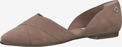 s.Oliver Ballerina in taupe / altrosa, Produktansicht
