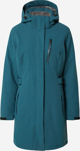 KILLTEC Outdoor Jacket in Green