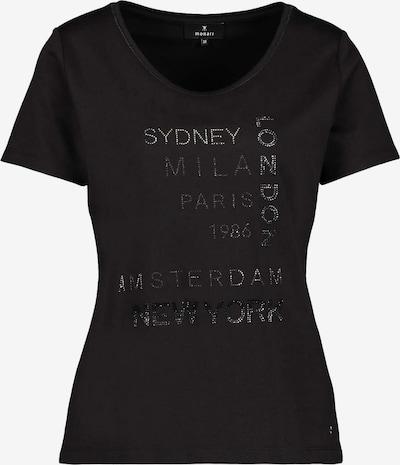monari Shirt in de kleur Zwart, Productweergave