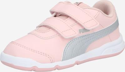 PUMA Športni čevelj 'Stepfleex' | siva / roza barva, Prikaz izdelka