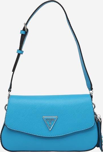 GUESS Чанта за през рамо 'Cordelia' в небесносиньо: Изглед отпред