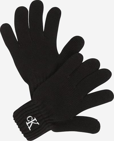 Calvin Klein Jeans Rękawiczki w kolorze czarny / białym, Podgląd produktu