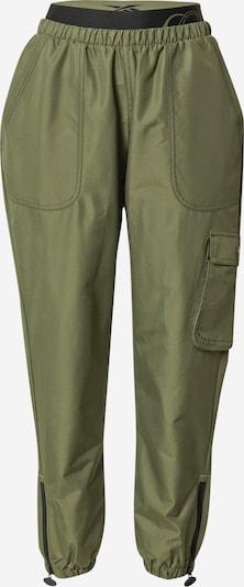 Pantaloni cu buzunare 'CARDI' Reebok Classics pe oliv, Vizualizare produs
