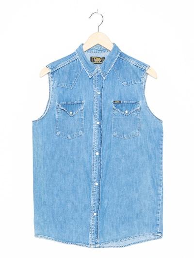 Lee Jeansweste in M-L in blue denim, Produktansicht