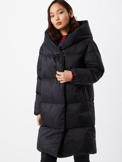 BOSS Casual Mantel in schwarz, Modelansicht