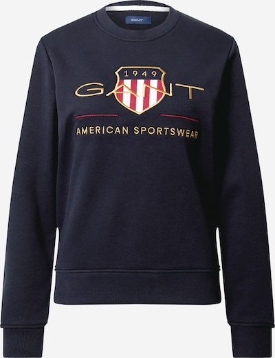 GANT Sweatshirt  'Archive Shield' in dunkelblau, Produktansicht