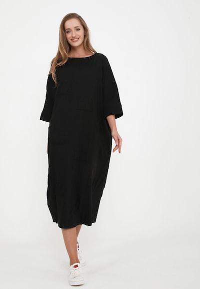 Madam-T Kleid  'Faila' in schwarz, Modelansicht