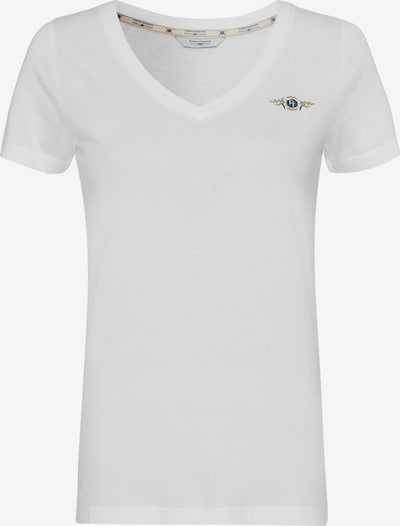 Tom Tailor Polo Team Tom Tailor Polo Team LM T-Shirt in weiß, Produktansicht