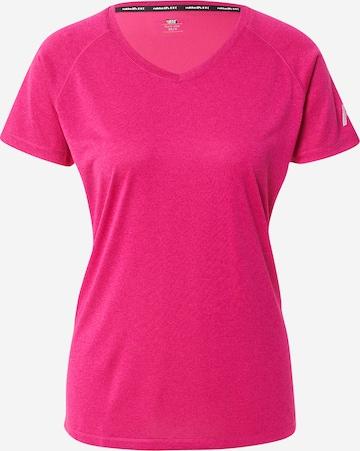 Rukka Funksjonsskjorte 'MANTERA' i rosa
