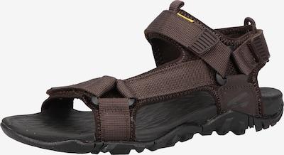 CAMEL ACTIVE Sandales de randonnée en brun foncé, Vue avec produit