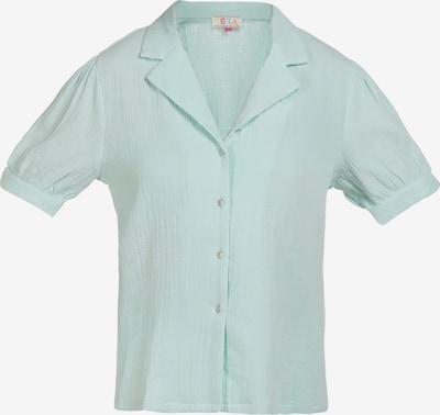 IZIA Blouse in de kleur Azuur, Productweergave