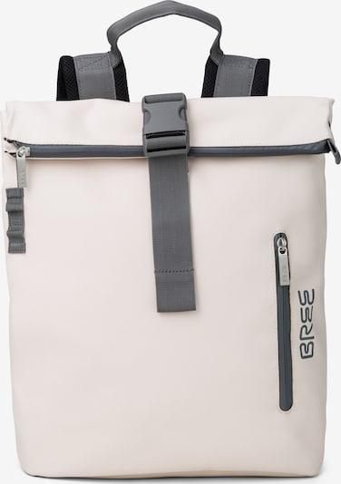 BREE Punch 712 Rucksack 40 cm Laptopfach in beige, Produktansicht