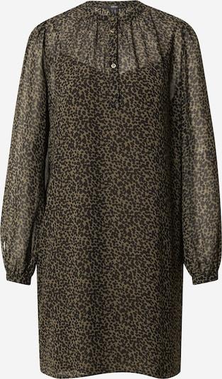 Esprit Collection Vestido camisero en caqui / negro, Vista del producto