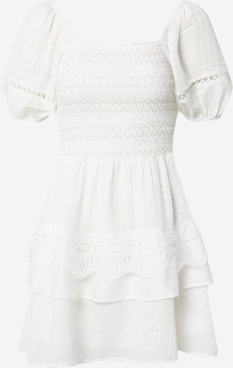 River Island Robe d'été en blanc / blanc cassé, Vue avec produit
