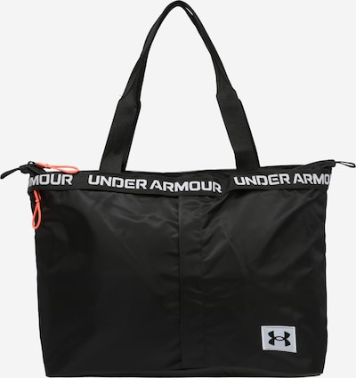 UNDER ARMOUR Sportstaske i sort / hvid, Produktvisning