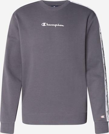 Champion Authentic Athletic Apparel Sweatshirt i grå