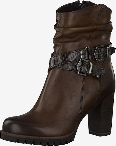 MARCO TOZZI Bootie in dark brown, Item view