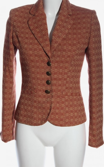 Style Blazer in XS in Light orange / Red, Item view