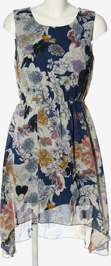 VIVANCE Dress in L in Blue / Light orange / White, Item view