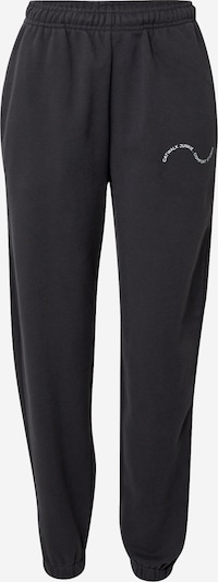 Comfort Studio by Catwalk Junkie Trousers 'EASY GOING' in Black / White, Item view