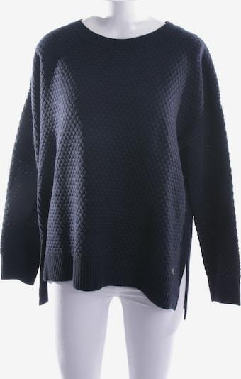 Malvin Pullover / Strickjacke in L in dunkelblau, Produktansicht