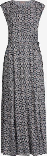 Cartoon Sommerkleid mit Muster in hellblau / dunkelblau, Produktansicht