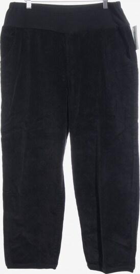 Gudrun Sjödén Stoffhose in XL in schwarz, Produktansicht