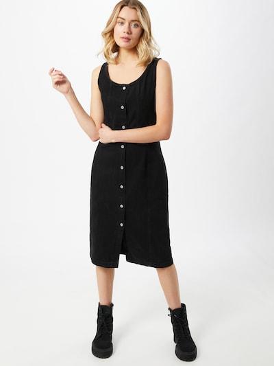 LEVI'S Рокля 'SIENNA' в черно, Преглед на модела