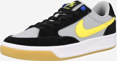 Nike SB Chaussure de sport 'Adversary' en jaune / gris / noir, Vue avec produit