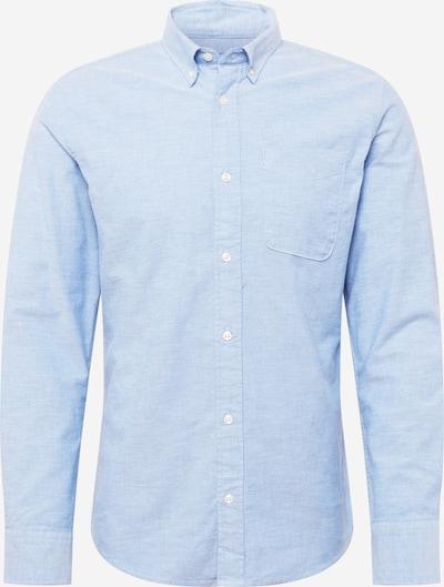 JACK & JONES Hemd 'Brook' in hellblau, Produktansicht