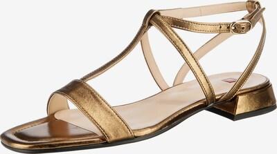 Högl Sandalette in gold, Produktansicht