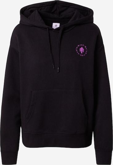 ELEMENT Athletic Sweatshirt in Jade / Dark green / Purple / Black, Item view