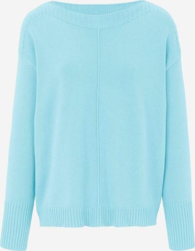 Peter Hahn Pullover aus 100% Baumwolle Pima Cotton in blau, Produktansicht