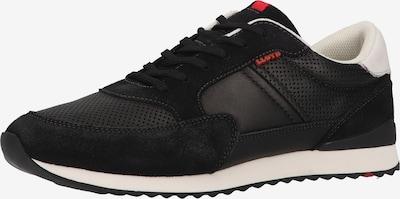 LLOYD Sneaker in schwarz / weiß, Produktansicht