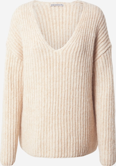 DRYKORN Sweater 'LINNA' in Cream, Item view