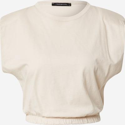 Trendyol Тениска в светлобежово, Преглед на продукта