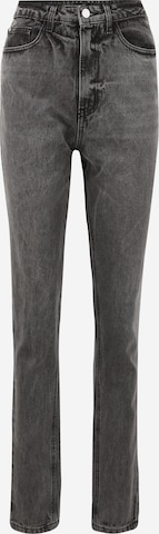 Missguided Tall Jeans 'RIOT' in Grijs