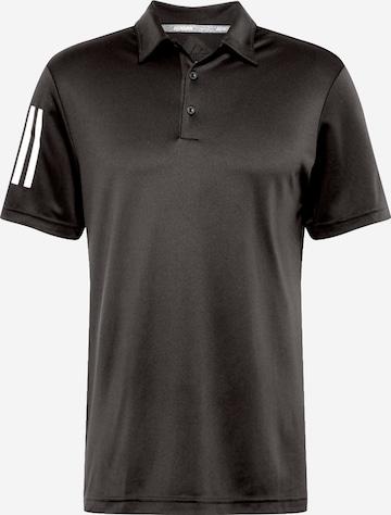 Tricou funcțional de la adidas Golf pe negru