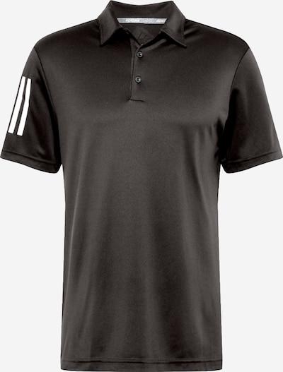 adidas Golf Functioneel shirt in de kleur Zwart / Wit, Productweergave