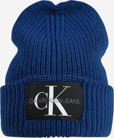 Calvin Klein Jeans Mütze in navy, Produktansicht