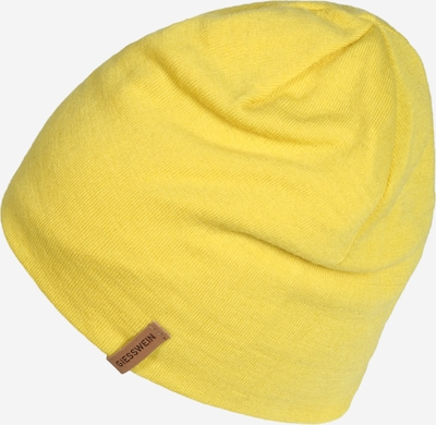 GIESSWEIN Muts 'Gehrenspitze' in de kleur Geel, Productweergave