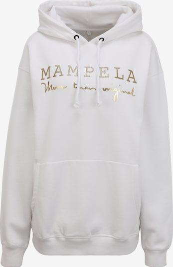 MAMPELA Hoodie in weiß, Produktansicht