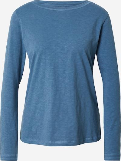 Thought T-shirt i blå, Produktvy