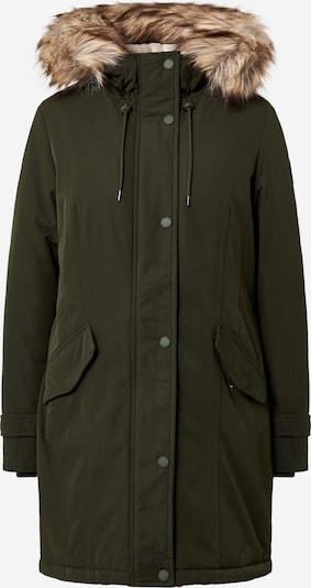 Žieminis paltas iš s.Oliver , spalva - rusvai žalia, Prekių apžvalga