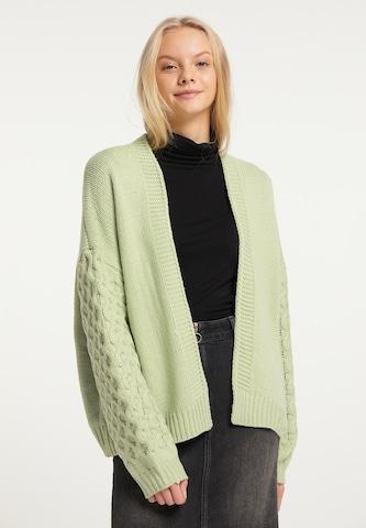 Cardigan MYMO en vert