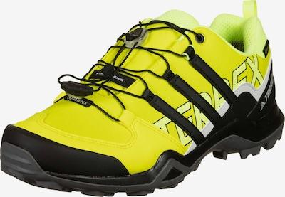 adidas Terrex Wanderschuh in neongelb / schwarz, Produktansicht